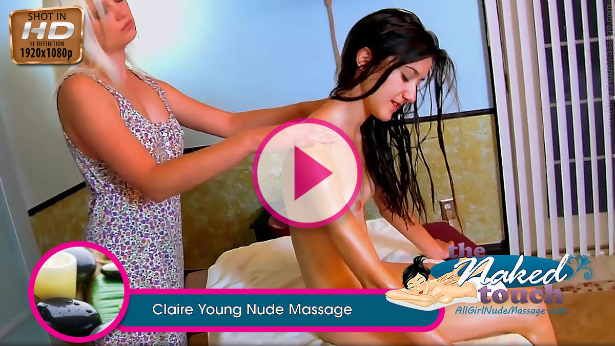 Young Nude Massage